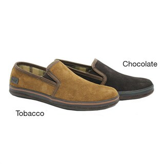 Woolrich Men's 'Tanglewood' Suede Slippers