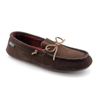 Woolrich Men's 'Kirkwood' Suede Slippers