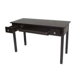 Franklin Dark Brown Finish Writing Desk