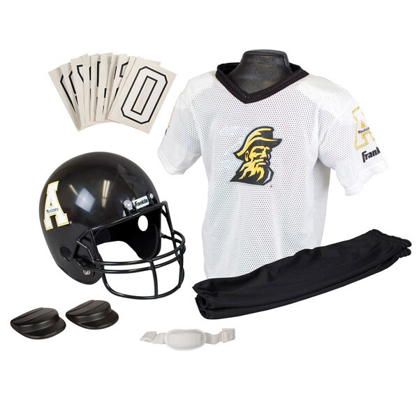 NCAA Medium Appalachian State Deluxe Uniform Set