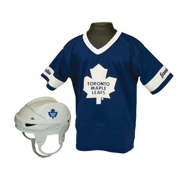 Franklin NHL Maple Leafs Kids Team Set