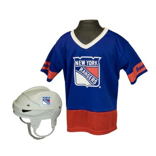 Franklin NHL Rangers Kids Team Set