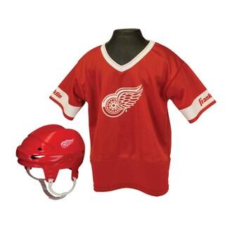 Franklin NHL Red Wings Kids Team Set
