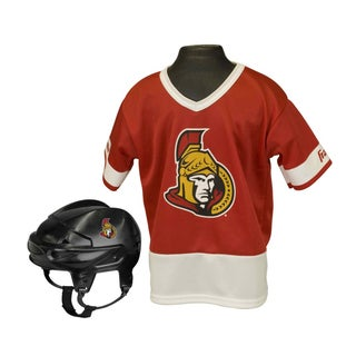 Franklin NHL Senators Kids Team Set