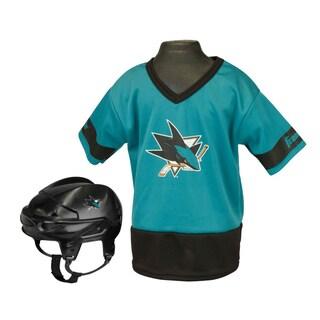Franklin NHL Sharks Kids Team Set