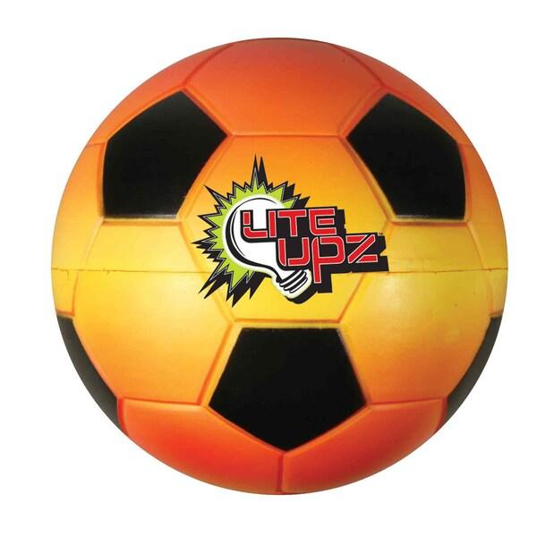 Franklin Lite Upz Illuminating Foam Soccer Ball
