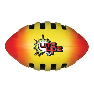 Franklin Lite Upz Illuminating Foam Football