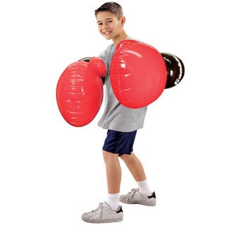 Franklin Jumbo Inflated Boxing Gloves