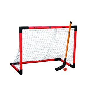 NHL Adjustable Hockey Goal Set