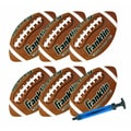 Jr Grip-Rite Football Team Pack with Pump