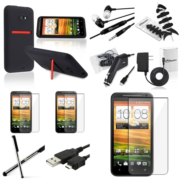 BasAcc Case/ Protector/ Cable/ Headset/ Charger for HTC EVO 4G LTE