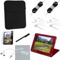 BasAcc Case/ Protector/ Sleeve/ Headset/ Splitter for Apple iPad 2