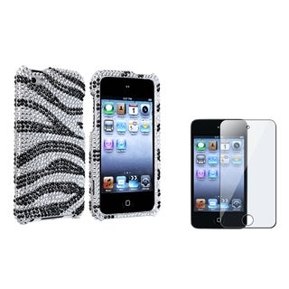 BasAcc Bling Case Cover/ Protector for Apple iPod Touch Generation 4