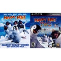 Happy Feet 2 for PS3 with Happy Feet Blu-ray