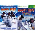 Happy Feet 2 for XBox 360 with Happy Feet DVD