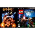 LEGO Harry Potter: Years 1-4 for PS3 with Harry Potter and the Sorcerer's Stone Blu-ray