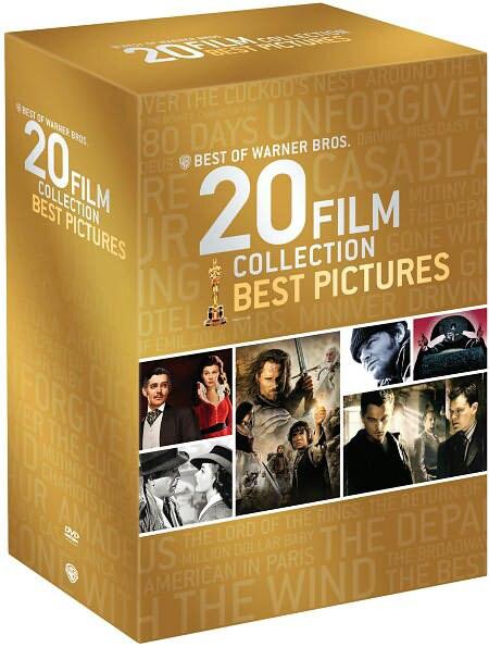 Best of Warner Bros.: 20 Film Collection Best Pictures (DVD)