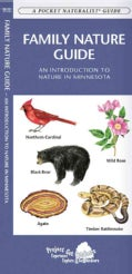 Family Nature Guide: An Introduction to Nature in Minnesota (Wallchart)