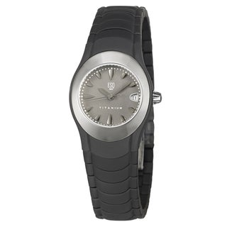 ESQ Everest Women&#39;s Titanium Bracelet Watch