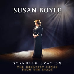 Susan Boyle - Standing Ovation: The Greatest Songs From The Stage