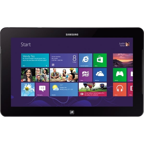 "Samsung 7 XE700T1C-A04US Tablet PC - 11.6"" - SuperBright Plus - Wirel"