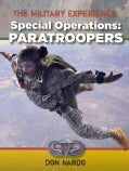 Special Operations: Paratroopers (Hardcover)