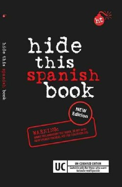 Hide This Spanish Book (Paperback)