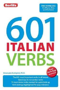 601 Italian Verbs (Paperback)