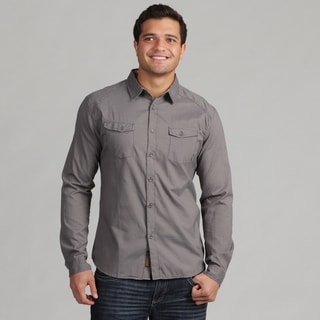 191 Unlimited Men's Charcoal Shirt