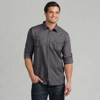 191 Unlimited Men's Black Shirt
