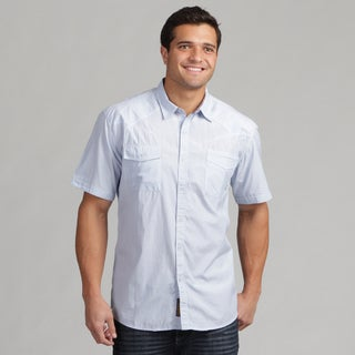 191 Unlimited Men's Light Blue Shirt