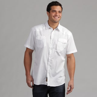 191 Unlimited Men's White Shirt