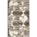 Safavieh Deco Inspired Beige/ Light Grey Rug (3' x 5')