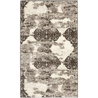 Safavieh Deco Inspired Beige/ Light Grey Rug (3' x 5')