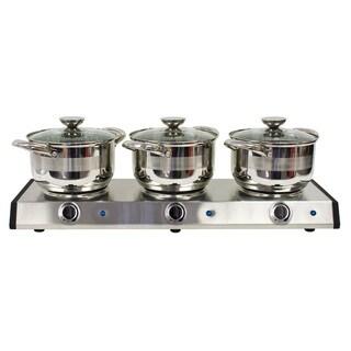 Nostalgia Electrics 2.5-Quart Slow Cooker Trio