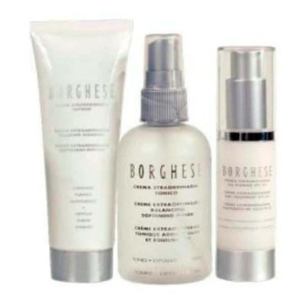 Borghese Extraordinary Essentials 3-piece Skincare Set