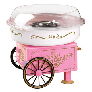 Nostalgia Electrics Vintage Collection Cotton Candy Maker