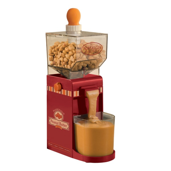 Nostalgia Electrics Electric Nut Butter Maker