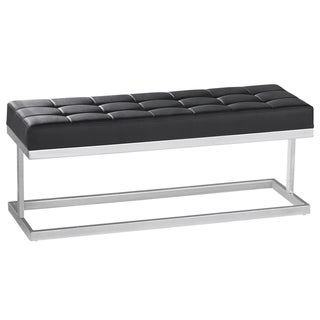 Sunpan Black Viceroy Bench