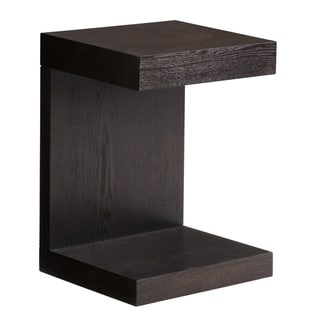 Sunpan Bachelor Espresso TV Table with Drawer
