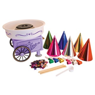 Nostalgia Electrics Cotton Candy Kit