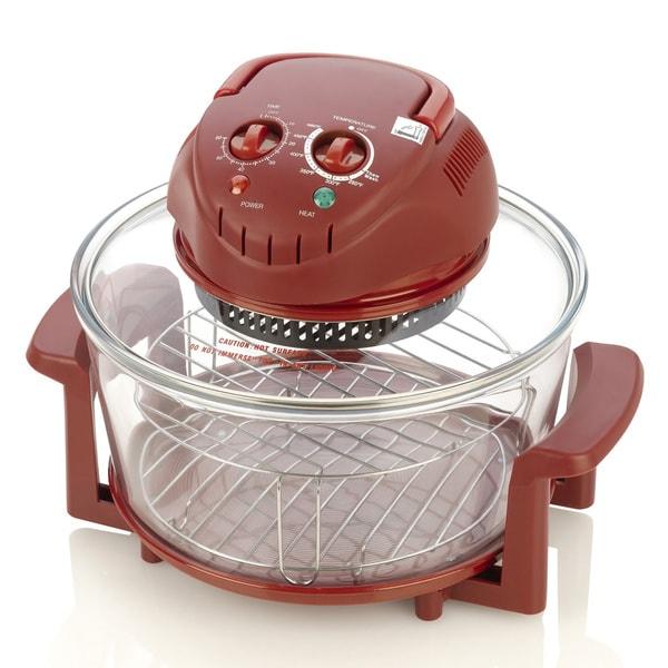 Fagor Red 12-quart Halogen Tabletop Oven