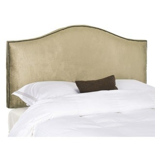 Safavieh Connie Champagne Gold Full/ Queen Headboard