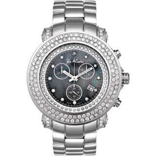 Joe Rodeo Men's Junior 6 3/4ct Diamond Watch