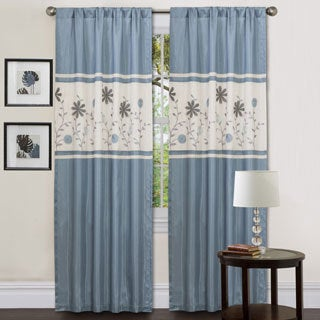 Monica Floral 84 in Curtain Panel