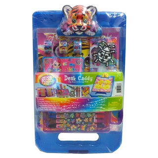 Lisa Frank Desk Caddy with Hunter Tiger Clip
