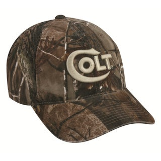 Colt Camo Adjustable Hat