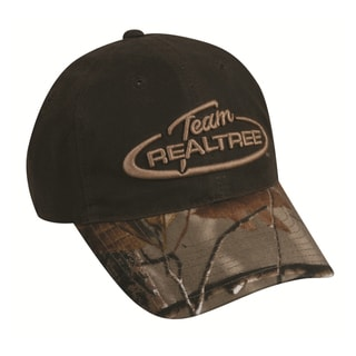 Team Realtree Camo Wax Adjustable Hat