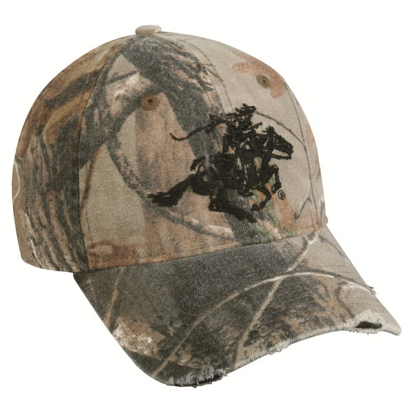 Winchester Signature Camo Adjustable Hat