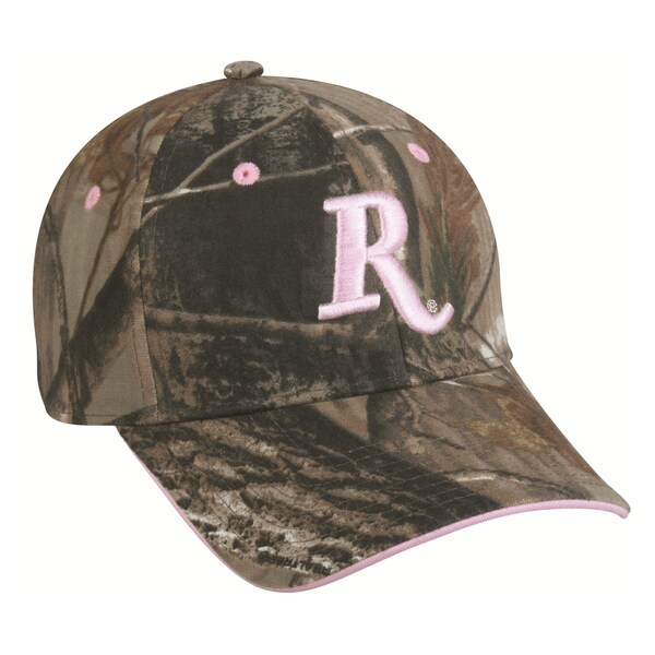 Remington Women's Camo Adjustable Hat